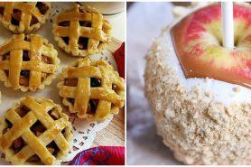 10 Resep olahan apel kekinian, unik, lezat, dan menyehatkan