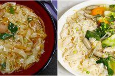 8 Resep kwetiau basah ala rumahan, enak, praktis dan bikin nagih