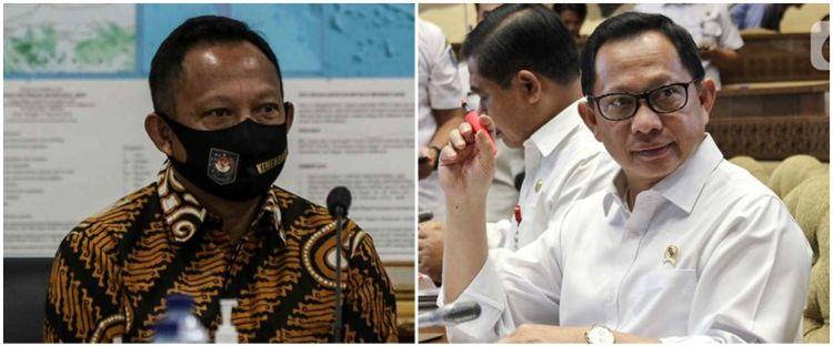 Mendagri: Hindari minum air dingin saat pandemi Covid-19