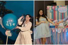 Momen baby shower 10 pesinetron Tanah Air, usung tema unik