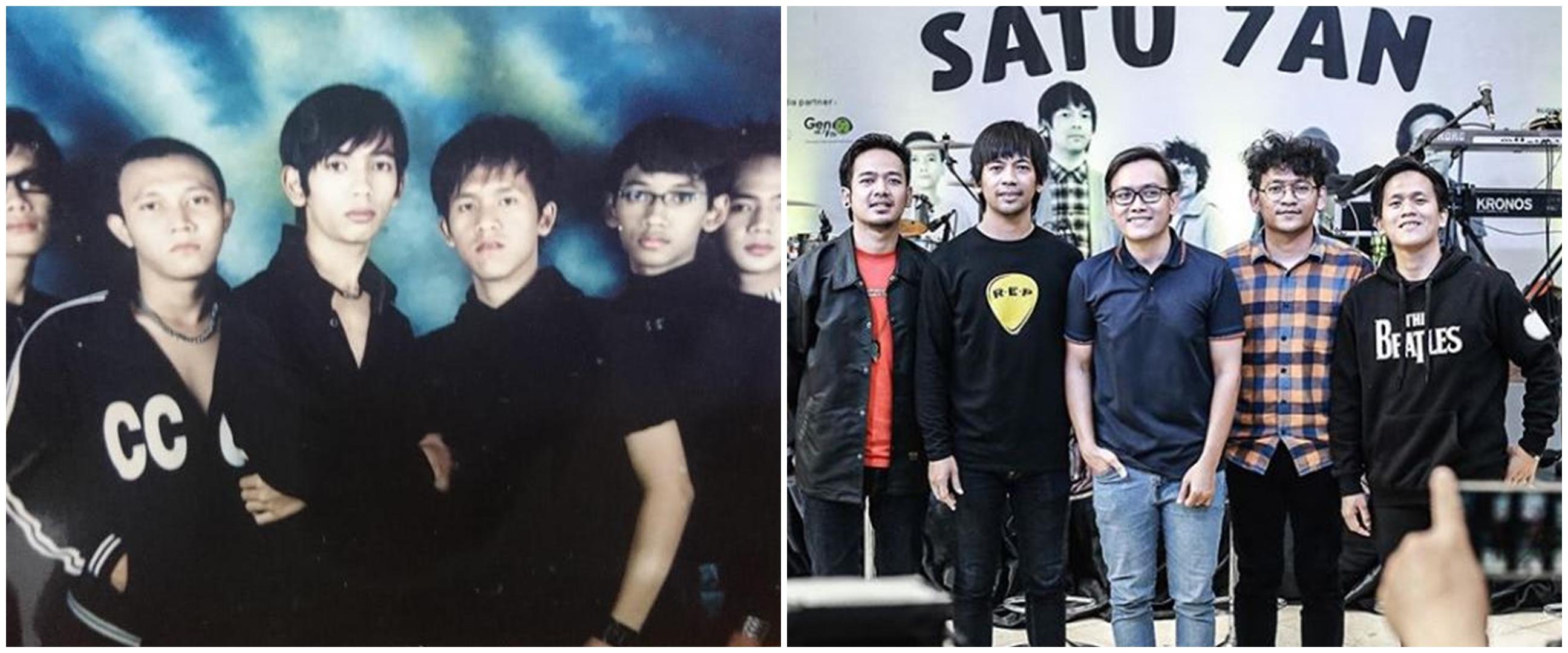 Potret 10 band era 2000-an saat awal karier vs kini