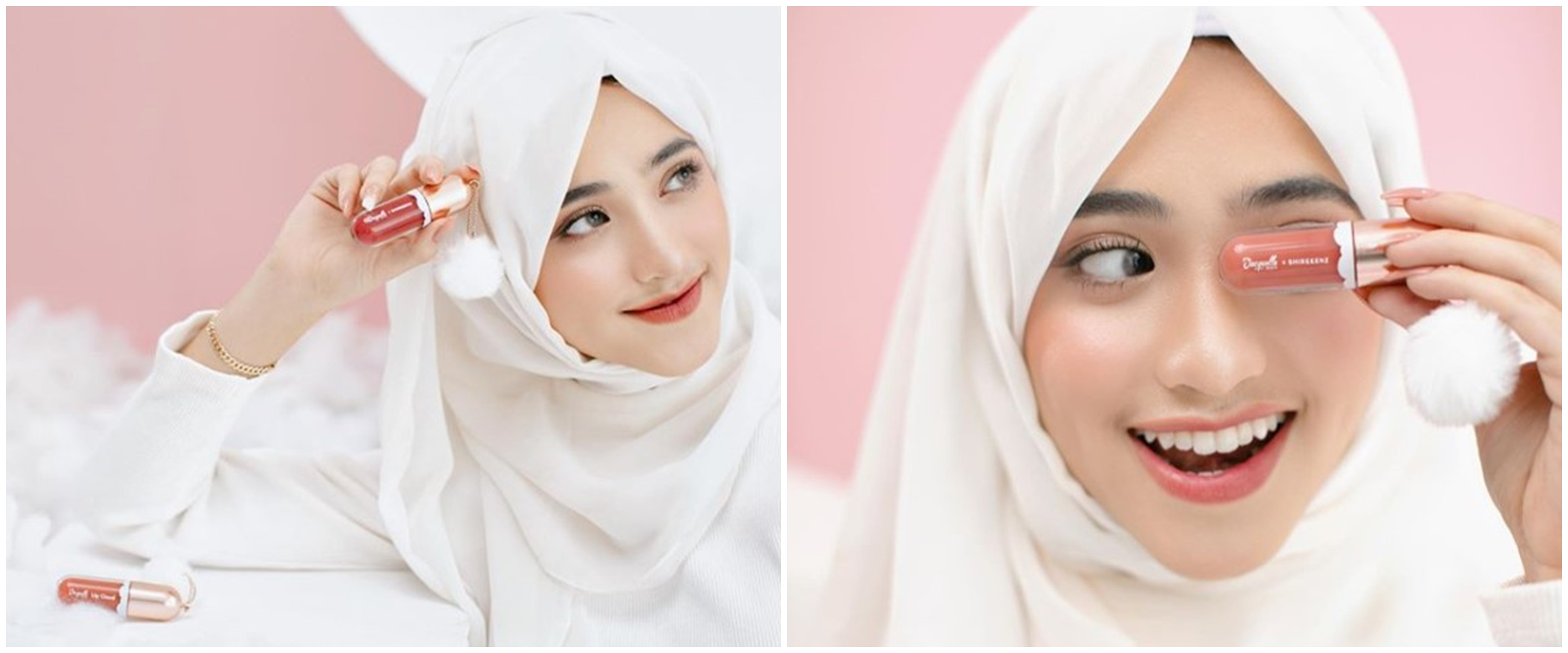 Rahasia tampil cantik ala Shirin Al Athrus, bikin percaya diri