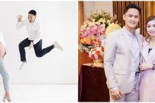 7 Potret maternity istri Choky Sitohang, simpel tapi elegan