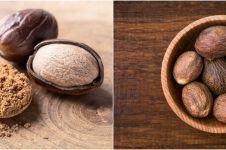 15 Manfaat buah pala untuk kesehatan, punya sifat antibakteri