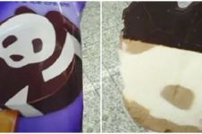 20 Penampakan es krim nyeleneh ini bikin kesal sebelum makan