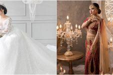 Segera menikah, ini 7 potret Margin Wieheerm kenakan baju pengantin