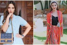 10 Momen Ashanty liburan bareng Nia Ramadhani, heboh naik helikopter