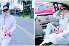 Rindu traveling, Syahrini bagikan 7 foto lawas liburannya saat di LA