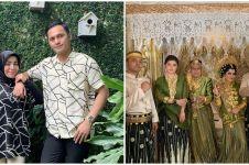 5 Potret Fadel Islami pakai baju Bodo, gaya Muzdalifah curi perhatian