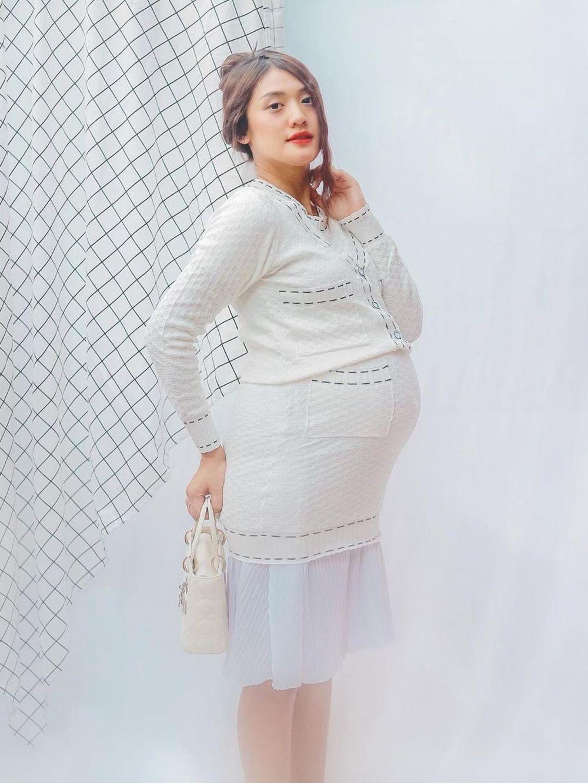 anissa aziza hamil anak kedua Instagram
