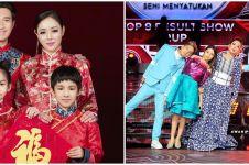 10 Potret Keluarga Ambyar, geng pertemanan juri & presenter LIDA