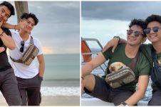 11 Potret liburan Rizki & Ridho D'Academy di Bali, jadi sorotan