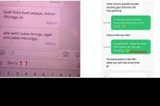 20 Chat pantun ala driver ojol, bikin customer nyengir seharian