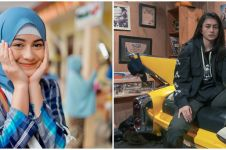 10 Pesona Sintya Marisca pemeran Habiba Amanah Wali, tomboi abis