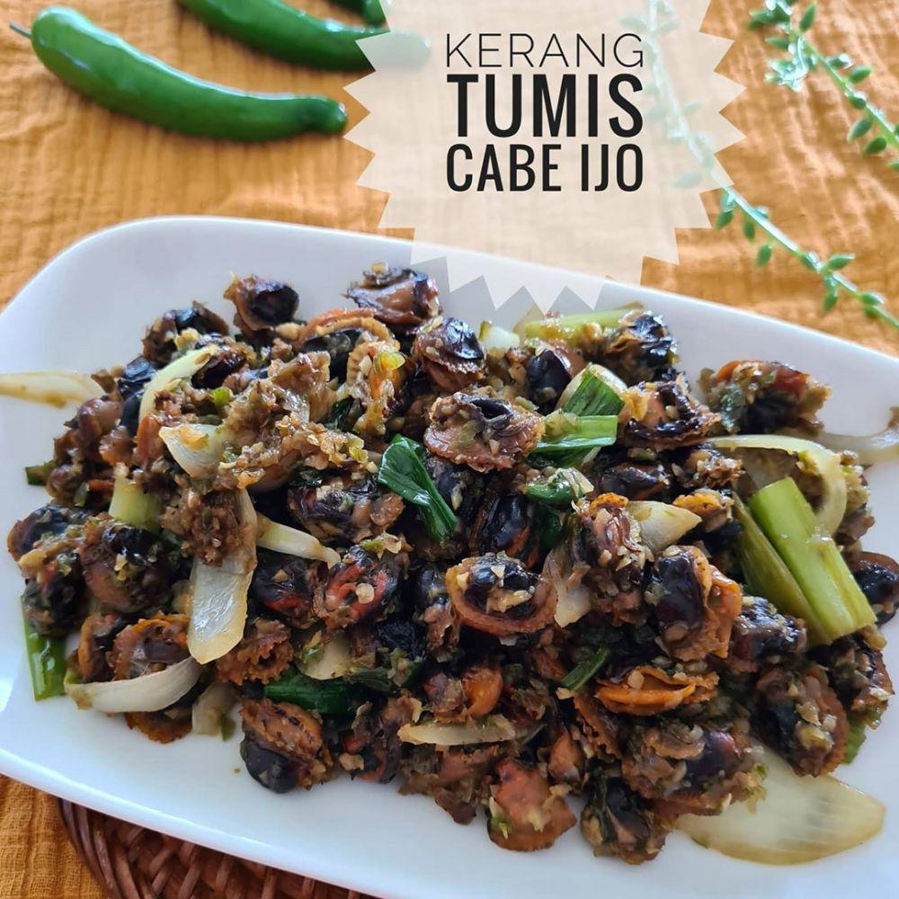 Resep tumis seafood © 2020 brilio.net