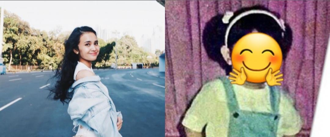 10 Potret transformasi Michelle Ziudith, cantik memesona sejak kecil