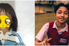 10 Potret transformasi Kiesha Alvaro, kecilnya imut abis