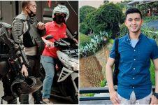 10 Potret Muhammad Chaerul, polisi yang viral saat demo UU Cipta Kerja