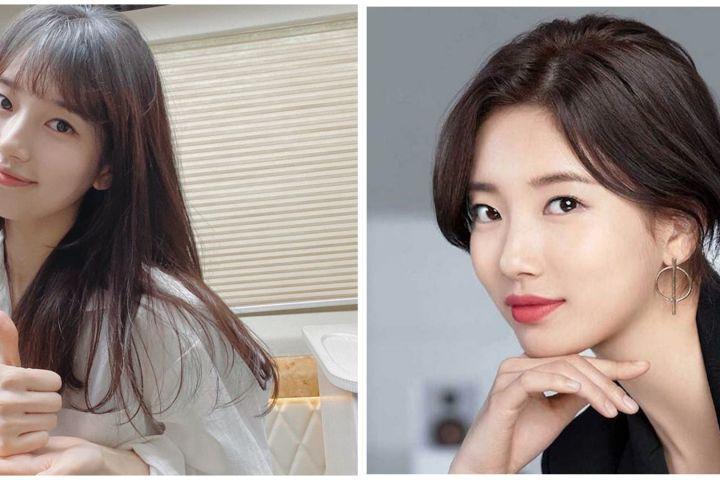 Bagikan momen ulang tahun, dekorasi Bae Suzy bikin salah fokus