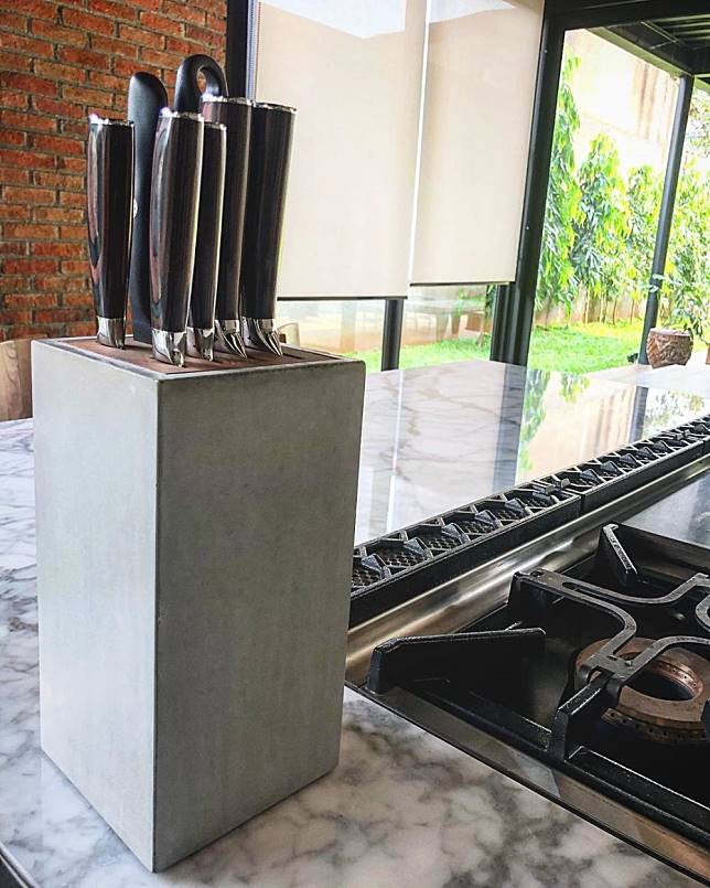 dapur juri MasterChef Indonesia berbagai sumber