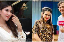 9 Momen Syahnaz Sadiqah kembali syuting setelah melahirkan