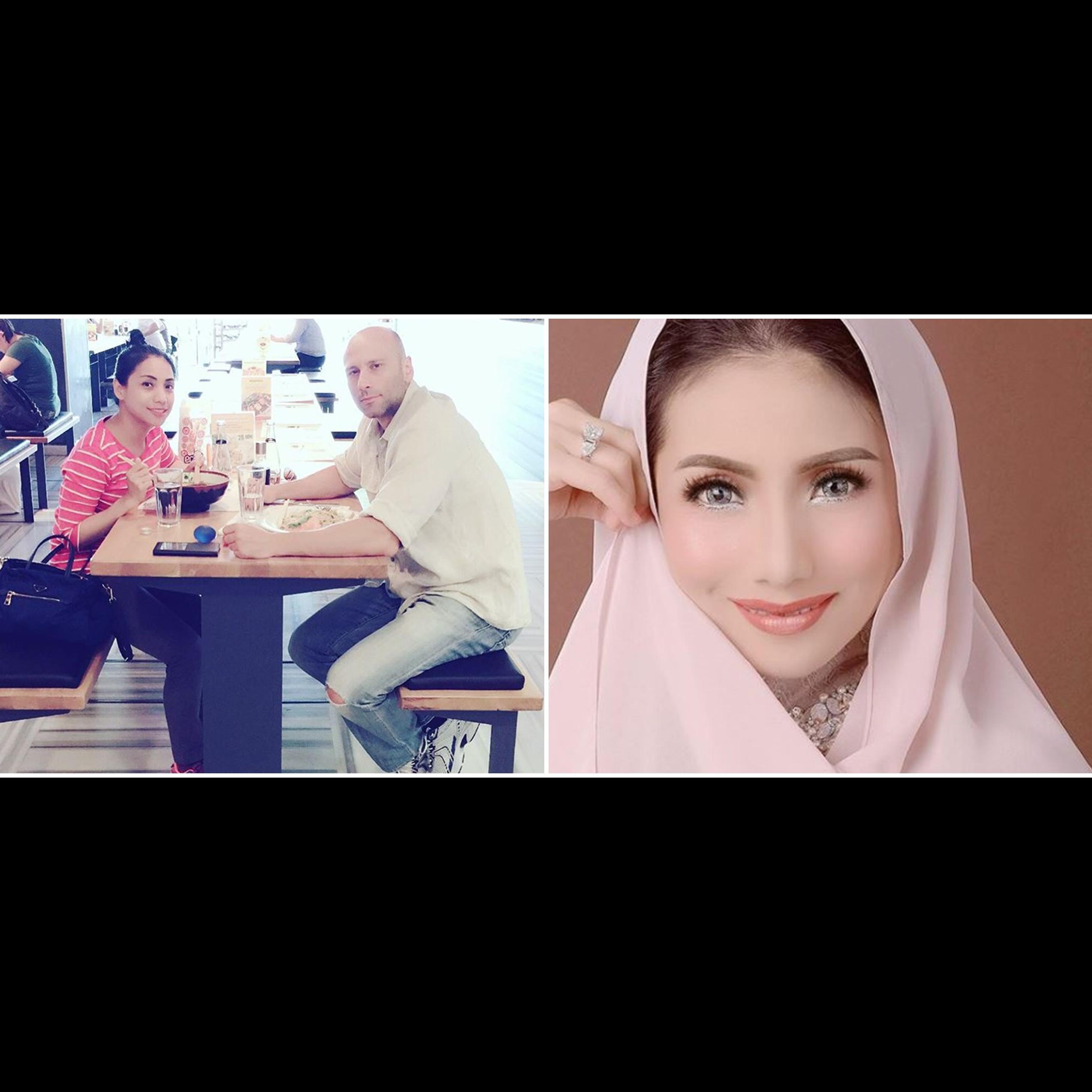 5 Kisah awal percintaan Siti KDI, setia jalani LDR selama tiga tahun