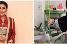 Potret dapur 11 jebolan D'Academy, punya Evi Masamba curi perhatian