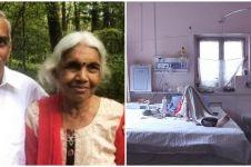 Kisah haru pria rawat istri yang sakit parah, ubah kamar rumah bak ICU