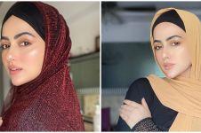 10 Potret Sana Khan, seleb Bollywood yang pensiun demi agama