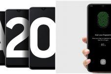 Harga Samsung A20 beserta spesifikasi, kelebihan & kekurangannya