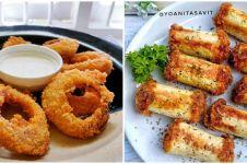 10 Resep kreasi makanan dengan saus mayones, lezat dan antibosan