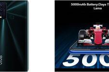 Harga Vivo Y30 lengkap dengan spesifikasi, kelebihan dan kekurangannya