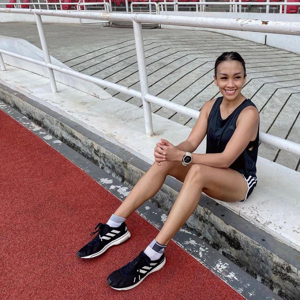 Tips untuk pelari pemula ala Melanie Putria © 2020 brilio.net