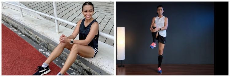 7 Tips Melanie Putria bagi pelari pemula, wajib tahu