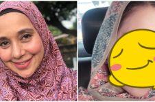 Awet muda di usia 51 tahun, ini 10 pesona Ayu Azhari tanpa makeup