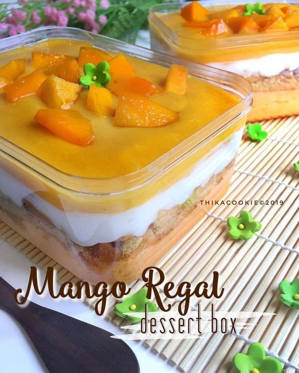 Resep camilan dari mangga © 2020 brilio.net