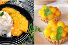10 Resep camilan dari mangga yang segar, sehat, dan praktis banget