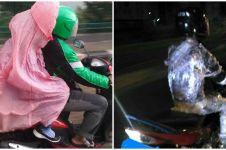 30 Desain absurd jas hujan ini di luar dugaan, bikin geleng-geleng