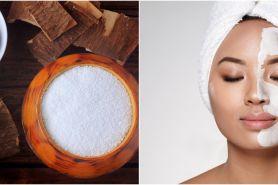 8 Manfaat tepung tapioka untuk kecantikan & kesehatan, cerahkan kulit