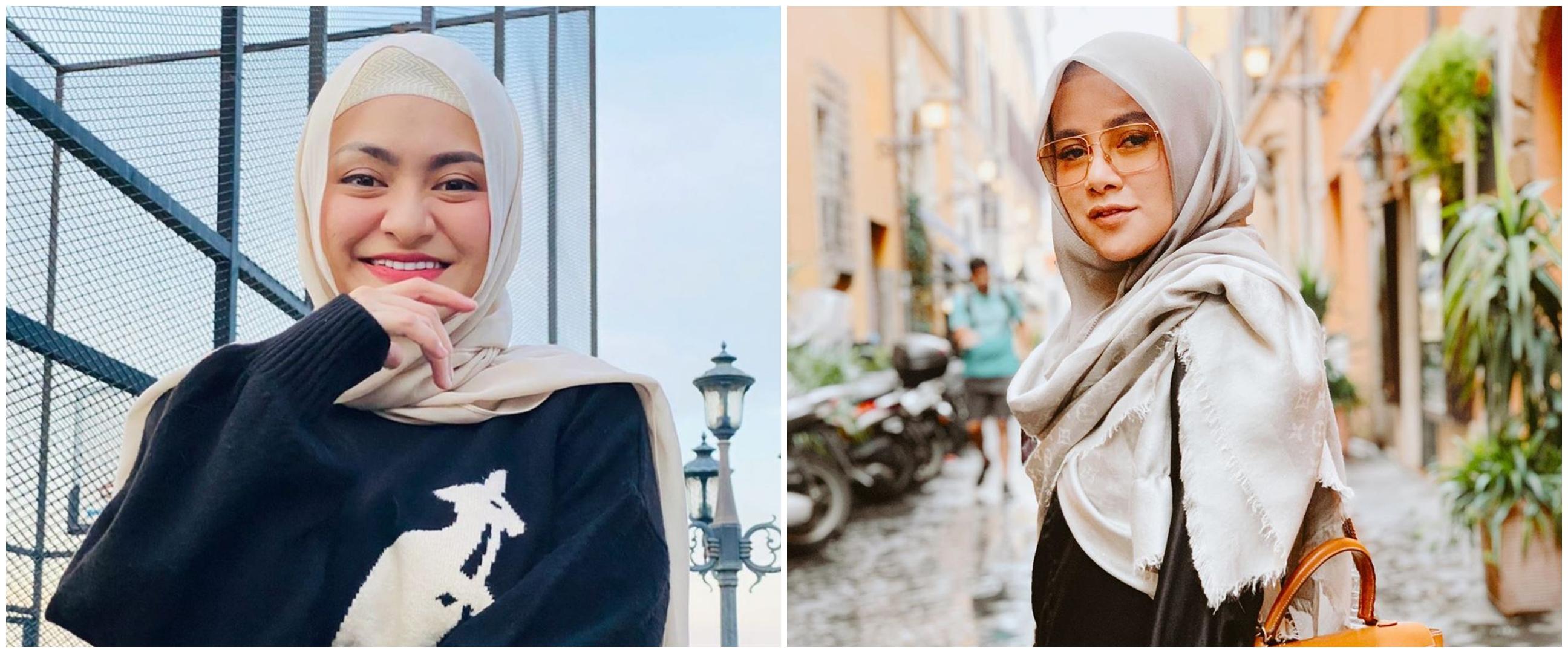 Cerita inspiratif 4 seleb tentang pengalaman hijrah, mualaf, dan tato