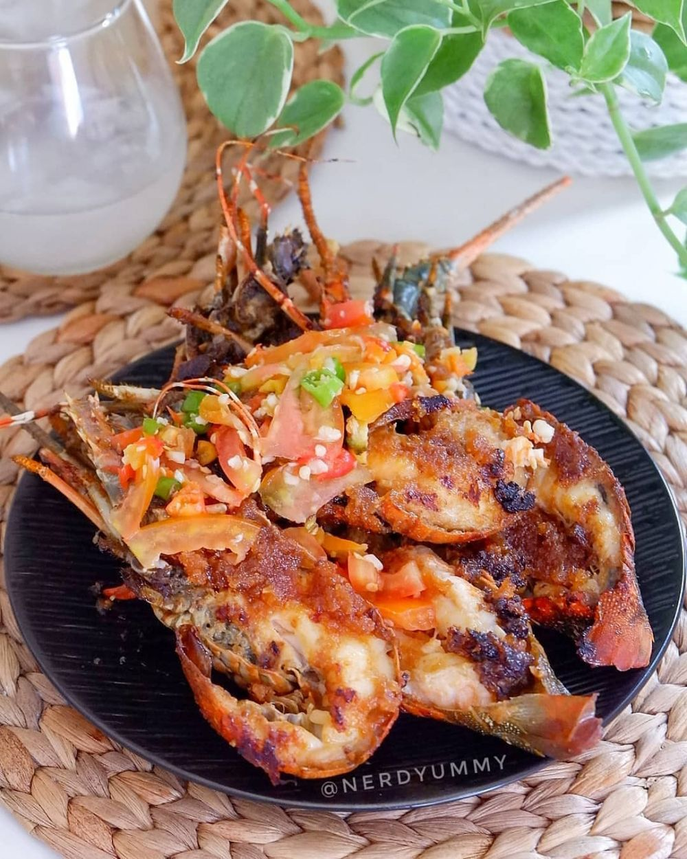 Resep olahan lobster ala rumahan © 2020 brilio.net