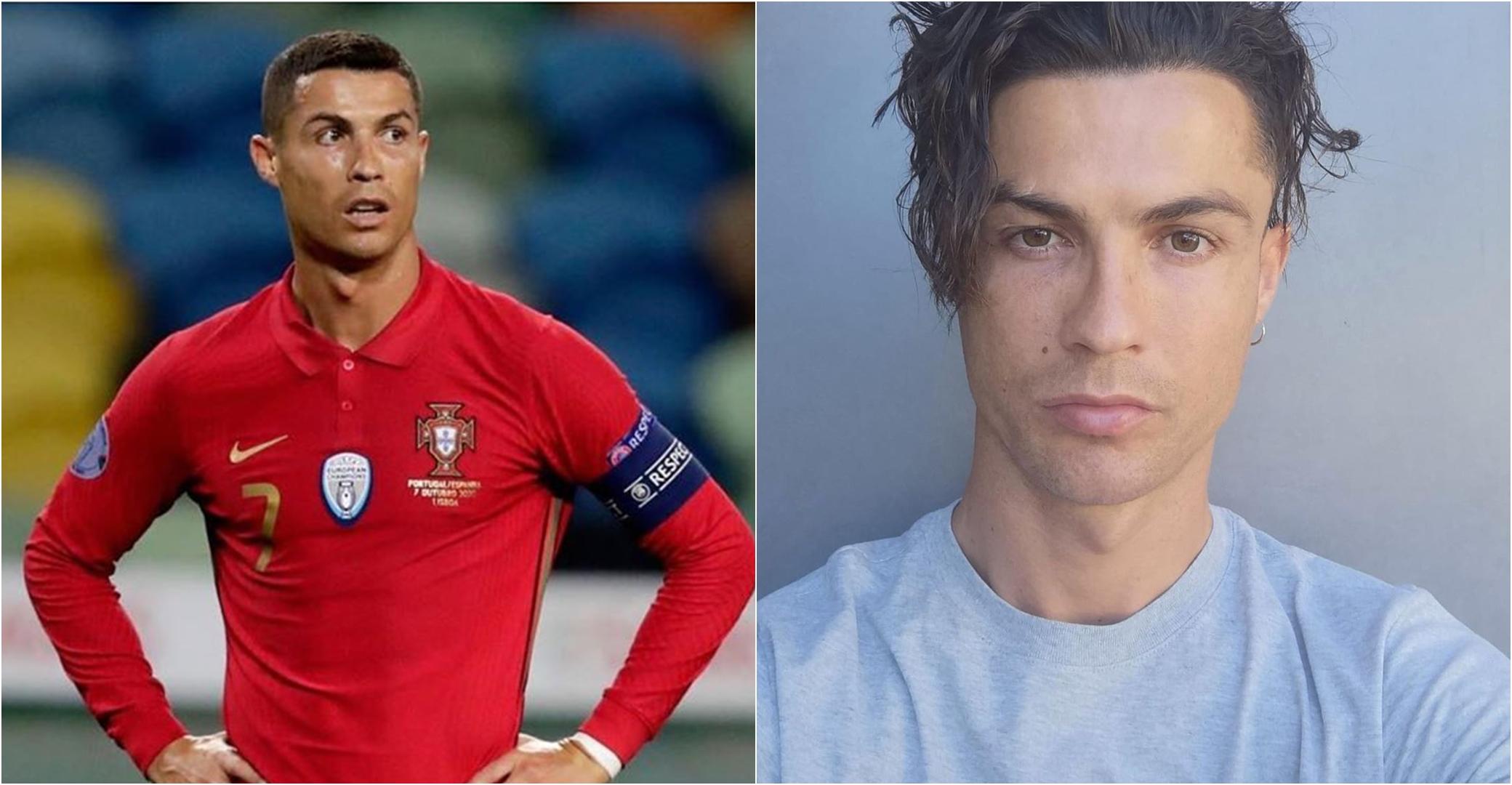 Cristiano Ronaldo positif virus corona