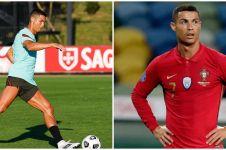 5 Fakta Cristiano Ronaldo positif corona, tak alami gejala sakit