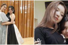 12 Potret persahabatan Ziva Magnolya & Tiara Andini, duet berkarya