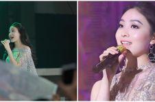 10 Gaya Natasha Wilona akting nyanyi di atas panggung, bak idol K-Pop