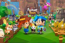 4 Fitur & event seru Fantasy Town, makin asik main game sambil belajar