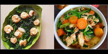 8 Resep olahan selada air ala rumahan, enak dan bikin nagih