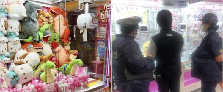 Tak pernah berhasil main mesin capit boneka, pria ini lapor polisi
