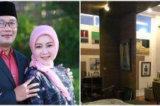 5 Penampakan kamar pribadi Ridwan Kamil, interiornya jadi sorotan