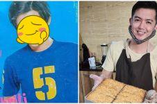 10 Transformasi Nicky Tirta, tetap baby face di usia 37 tahun